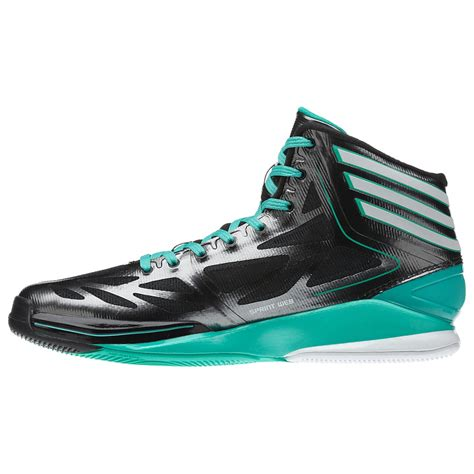 adizero shoes basketball adidas adizero light 2 0 basketball shoes black