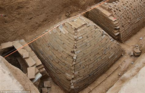 Find In China Archaeologists Find Shocking Style Pyramid In China Ancient Code
