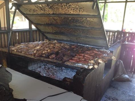jerkin chicken restaurant jerk pork chicken rabbit and sausage picture of