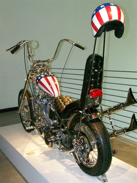 Chopper Motorrad Wikipedia by Soubor Chopper In Easy Rider 02 Jpg Wikipedie