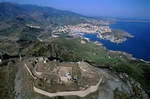 fort b 233 ar 224 port vendres les citadelles vauban vues du