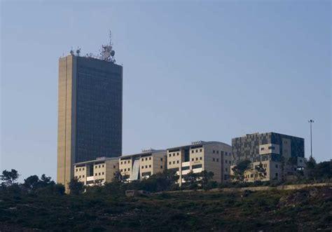 Of Haifa International Mba by Of Haifa East China New Open Joint