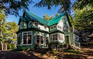 4 million for a classic muskoka cabin on a lake