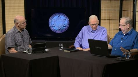 koinonia house qa march 2nd ron matsen chuck missler and william welty youtube