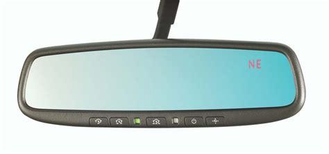 subaru homelink mirror 2015 subaru impreza auto dimming mirror compass with