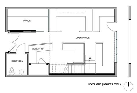 sle office floor plans gallery of the offices of buck o neill builders jones haydu 9