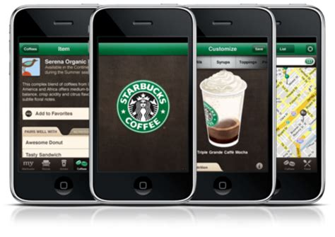 Starbucks Expands its Mobile Order & Pay Feature   THE