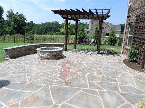 Enclosed Patio Designs Concrete Patios Greenville Sc Unique Concrete Design