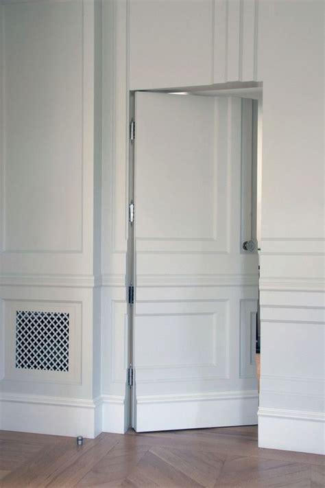 Jib Door by Historic Door Types And Their Modern Interpretation