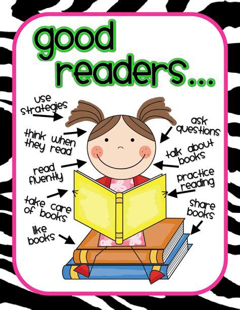 Reader Clipart