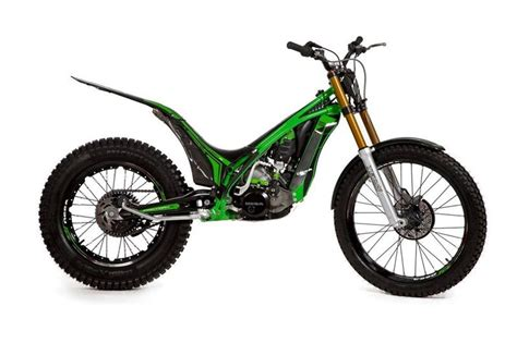 Trial Motorrad by Trial Bike Ossa Factory R300 2014 Custom Motorcycles