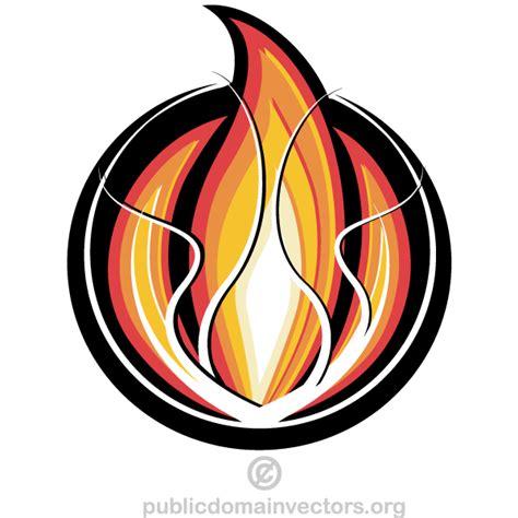 Fire Logo Clipart (33 )