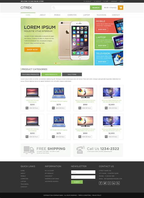 5 Best Shopify Template Designs 1digital 174 Shopify Design Templates