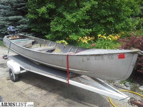 grumman sport boat for sale armslist for sale grumman sport boat boat trailer and motor