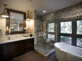 Master Bathroom Ideas by Hgtv Dream Home 2014 Master Bathroom Pictures And Video