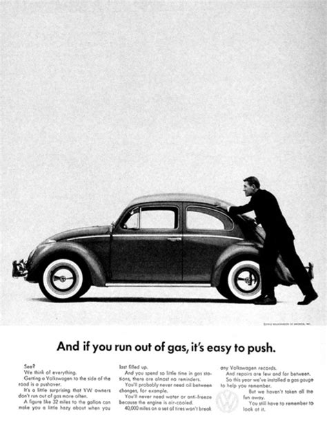 the 20 best volkswagen ads from their 1960s caign