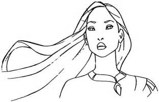 pocahontas coloring pages mythical story of an aborigines pocahontas 18