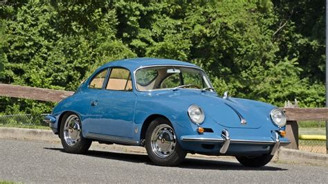 porsche 356 sunroof 1963 porsche 356b 2 sunroof coupe s160
