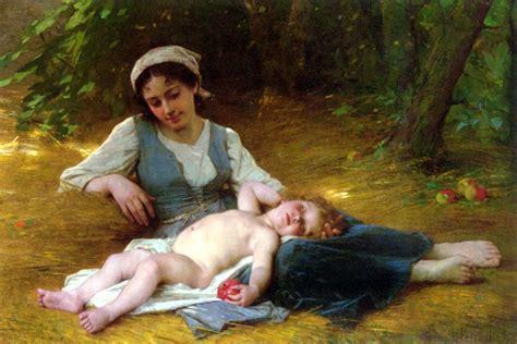1291509445 la maman de leon est la maternit 233 dans l art 47 quot jeune m 232 re et son enfant
