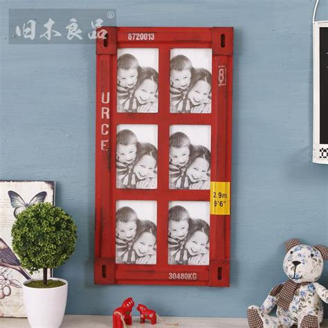 cheap collage photo frames get cheap wall collage picture frames aliexpress