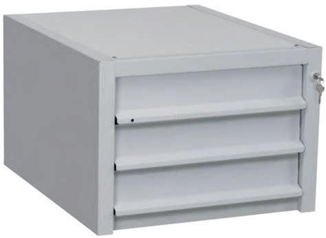 cassettiere in ferro cassettiera in ferro 3 cassetti per tavolo da lavoro