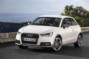 Audi Ai 2015 Audi A1 Active Style Package Details Autoevolution
