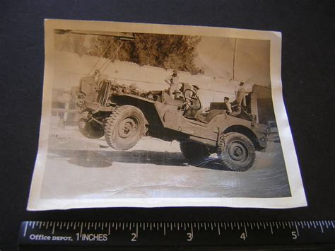 jeep heartbeat photo of beat up jeep being towed on ebay ewillys