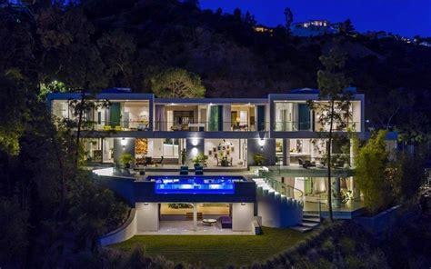 modern luxury villa  los angeles modern villas