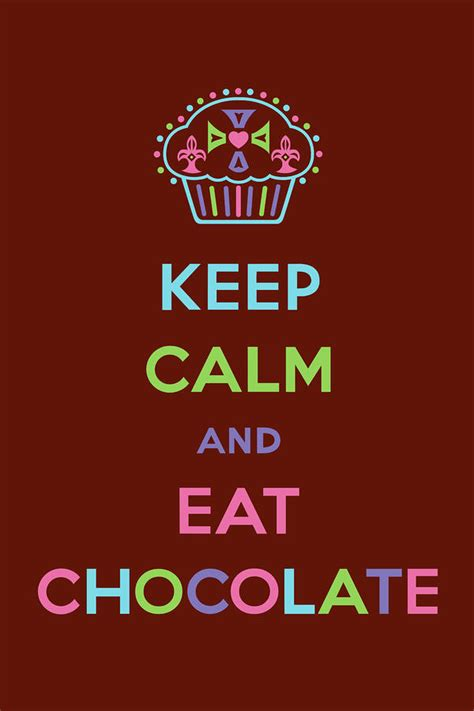 eats chocolate five keep calm and quizlet nl