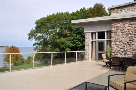 luxury georgian bay cottage for rent on georgian bay near