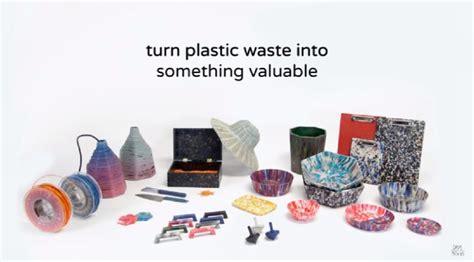 Machine à Recycler Le Plastique 2620 by Vid 233 O Il Invente Une Machine Diy Pour Recycler Le Plastique