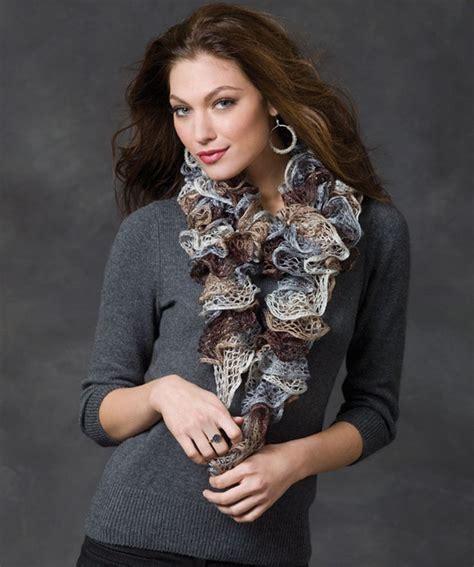 sashay scarf knit smoky swirls scarf knitting loom swirls