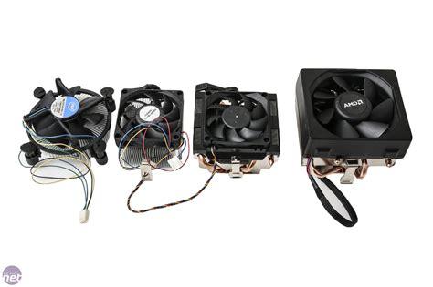 Fan Processor Wraith Max amd wraith fx 8370 cooler review bit tech net