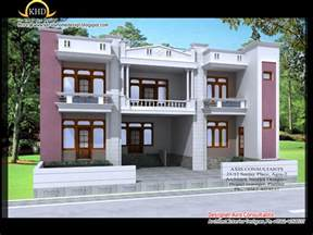 Home Design Small House Indian Small House Plan And Elevation