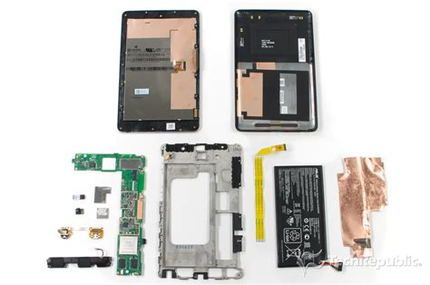 asus nexus 7 teardown cracking open the nexus 7 techrepublic