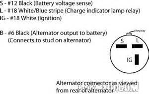Isuzu Alternator Wiring Diagram Isuzu Npr Alternator Wiring Diagram Get Free Image About