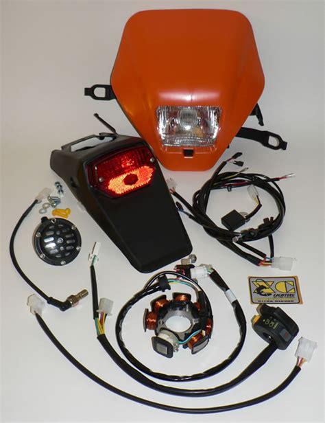 Ktm Light Ktm Sx125 200 250 Enduro Motocross Xc Lighting Kits