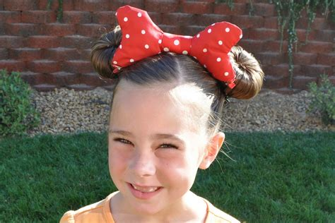 minnie mouse hair styles princess piggies halloween hairdos minnie mouse