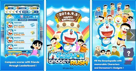 download game doraemon fishing mod apk doraemon gadget rush apk mod android t 233 l 233 charger