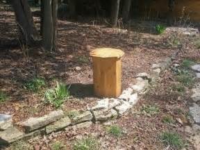 well cover outdoor ideas small bench