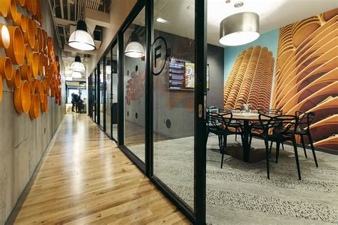 Cool Office Space a tour of wework s new chicago coworking space officelovin