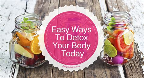 Does Detox Your by Does Detox Cleanse Your System From Laceandpromises