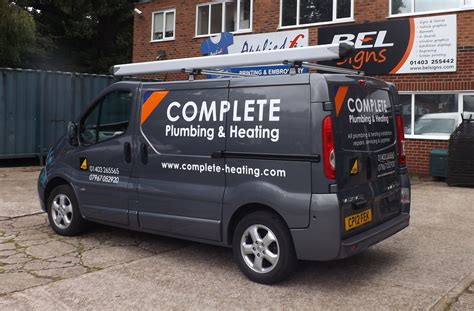 St Joseph Plumbing And Heating by Plumbing Truck Graphics Related Keywords Suggestions