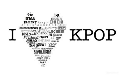 imagenes de i love kpop report locura por el kpop