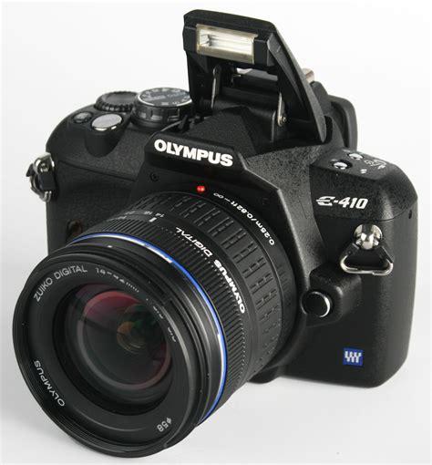 Kamera Olympus E410 olympus e 410 digital slr review