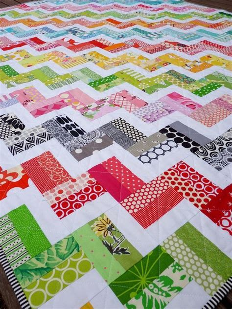 zig zag quilt block pattern zig zag rail fence quilt pattern pdf by red by