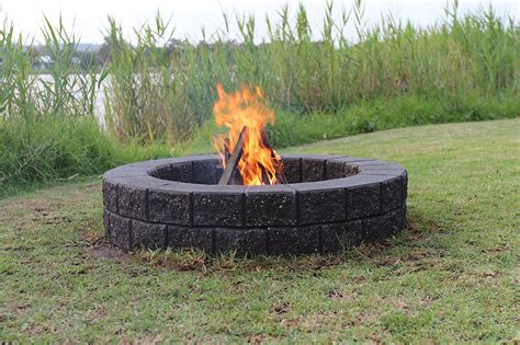 how to dig a fire pit in your backyard 28 images how