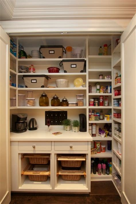 Storage Solutions Kitchen Pantry by Robeson Design Kitchen Pantry Storage Solutions