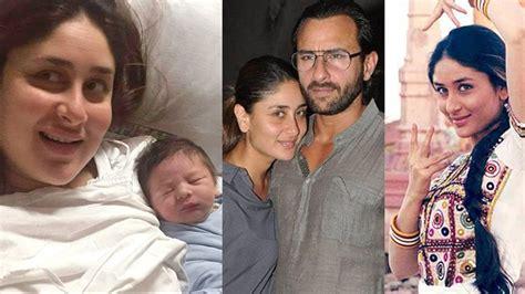 karina kapoor is father kareena kapoor family photos with son taimur ali khan