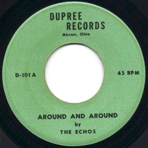Records Akron Ohio 12 45 S The Echos Dupree Records Akron Oh 1966 Ebay
